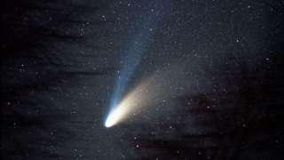 16 декабря комета 46Р/ Виртанена максимально приблизится к Земле