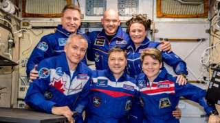 Экипаж МКС вернётся на Землю 20 декабря