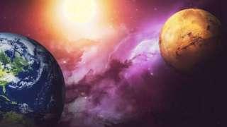 Уфологи сообщили, что Марс покинул свою орбиту и движется прямо на Землю
