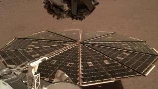 Что-то невероятное: NASA впервые зафиксировало шум ветра на Марсе и удивило СМИ