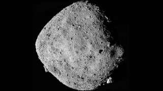 На астероиде Бенну обнаружены следы воды