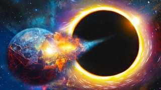 Ученые рассказали о сверхмассивной черной дыре, которая может поглотить Землю