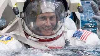 Ник Хейг о предстоящем полёте на МКС: Главное — достичь орбиты