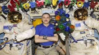 Какие продукты будут на новогоднем столе у экипажа МКС?