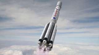 Запуск ракеты с кубсатоми NASA на бору не состоялся