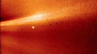 Аппарат Parker прислал уникальный снимок Солнца