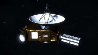 Аппарат New Horizons достигнет пояса Койпера 1 января 2019 года