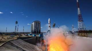 Ракета-носитель «Союз-2.1а» выведет на орбиту сразу 30 спутников