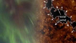 NASA может скрывать страшную тайну о последствиях корональных дыр на Солнце