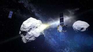 В 2021 году NASA столкнёт ударный зонд с астероидом диаметром почти километр