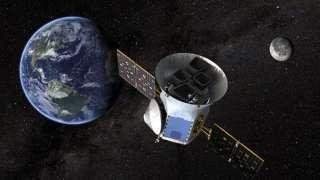 Телескоп TESS обнаружил новую экзопланету, которая тяжелее Земли в 23 раза