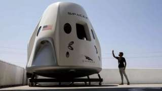 Стало известно, когда Crew Dragon полетит к МКС