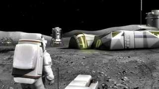 Китай воздвигнет на Луне базу с помощью 3D-принтера