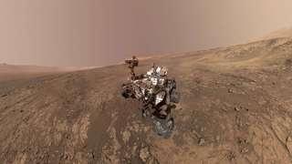 Ученый рассказал, как марсоходы занесли земную жизнь на Красную планету