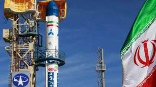 Иранский спутник не долетел до орбиты