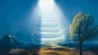 Житель Техаса заметил предполагаемую лестницу в рай, снял её на видео и удивил интернет