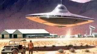 Пришельцы опять напомнили о себе в «Зоне 51», в СМИ появилось интересное видео
