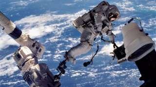 На МКС американский скафандр для выхода в открытый космос вышел из строя