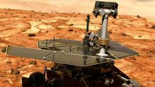 Аппарат Opportunity уже 15 лет находится на Марсе