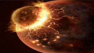 На днях Марс может уничтожить Землю
