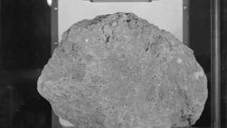 Лунный камень, доставленный участниками «Аполлона», оказался земным
