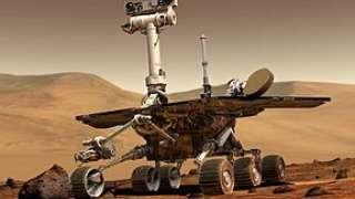 Марсоход Curiosity перебрался на новое место