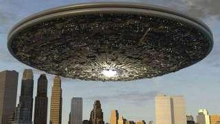 Гигантский НЛО над американским городом стал сенсацией в прессе