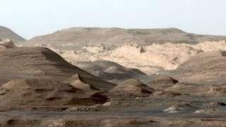 Curiosity разгадал тайну марсианской горы Эолида