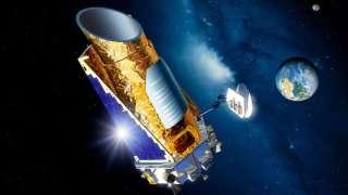 """NASA опубликовало прощальные фотоснимки телескопа """"Кеплер"""""""