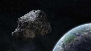 Ученые сообщили о риске падения астероида на Землю в 2092 году