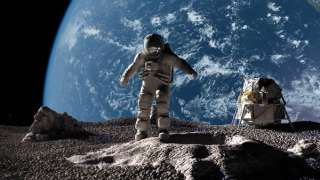 В 2031 году российские космонавты высадятся на Луне