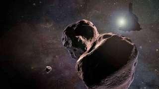 Ученые заявили, что форма астероида Ultima Thule вовсе не такая, как считалось ранее