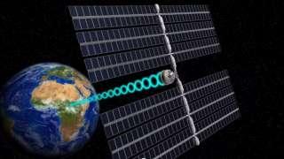 Китай запустит первую в мире космическую электростанцию