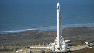 Запуск ракеты Falcon 9 с индонезийским спутником состоится 21 февраля