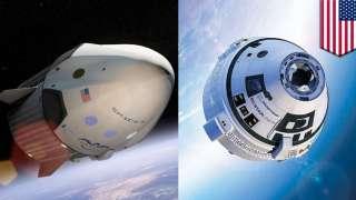 NASA беспокоит безопасность новых пилотируемых кораблей SpaceX и Boeing