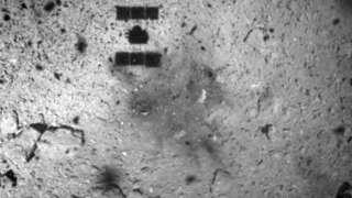 Японский зонд «Хаябуса-2» совершил посадку на астероид Рюгу