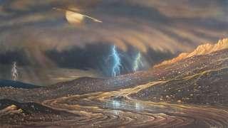 Ученые считают, что могут найти инопланетную жизнь на Титане
