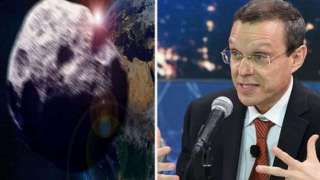 Главный астроном Гарварда: При столкновении с астероидом человечеству не выжить