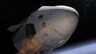 Следующий полёт грузового космического корабля Dragon к МКС состоится в апреле
