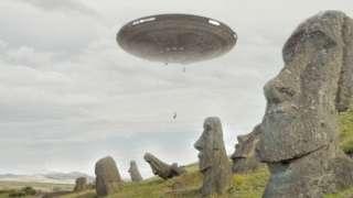 В Швейцарии фотограф запечатлел «летающую тарелку» во время взлёта