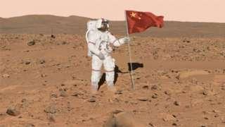 В 2020 году Китай запустит миссию к Марсу