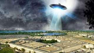 Учёные в шоке о того, как спецагенты Пентагона общаются с пришельцами