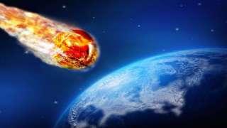 Крупный астероид промчался мимо Земли на близком расстоянии