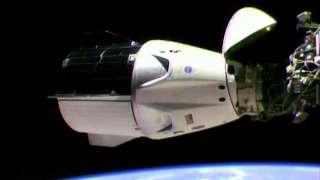 «Роскосмос» не боится конкуренции для «Союзов» в лице нового американского корабля Crew Dragon