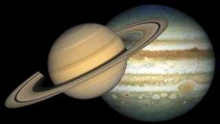 Новые данные о Юпитере и Сатурне удивили ученых