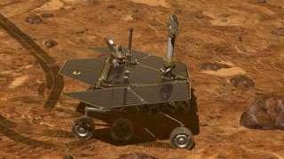 Последние фотографии, сделанные Opportunity на Марсе, появились в интернете