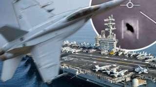 Бывший офицер ВМС США признался, что «летающие тарелки» действительно существуют