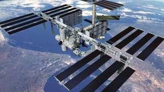 Космический корабль «Союз МС-12» с новым экипажем состыковался с МКС