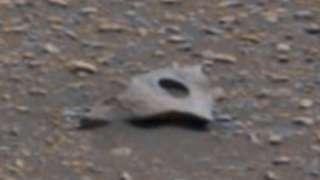 Очередной найденный на Марсе странный предмет оживил тему инопланетной жизни