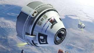 Новый американский космический корабль Starliner отправится к МКС в апреле